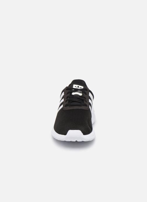 Sneaker adidas originals La Trainer Lite C schwarz schuhe getragen