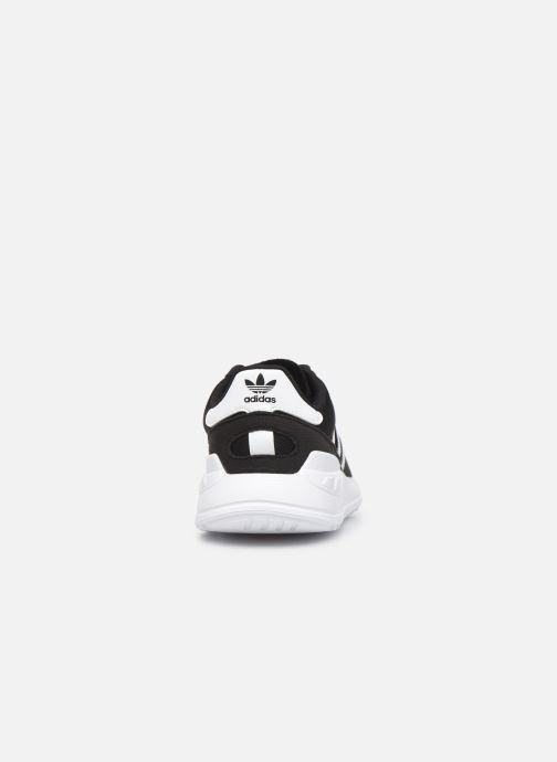 Sneaker adidas originals La Trainer Lite C schwarz ansicht von rechts