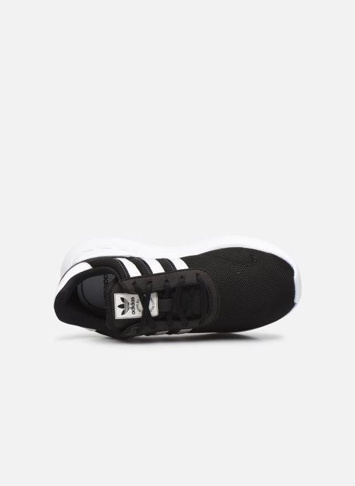 Sneaker adidas originals La Trainer Lite C schwarz ansicht von links
