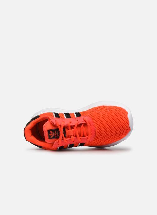 Baskets adidas originals La Trainer Lite C Orange vue gauche