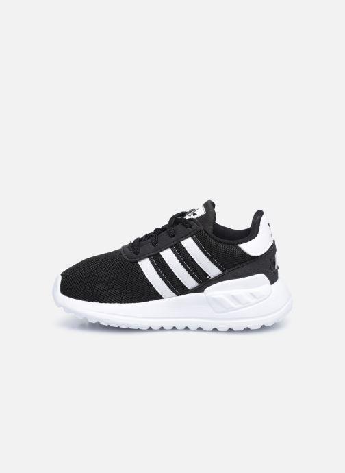 Sneakers adidas originals La Trainer Lite El I Nero immagine frontale