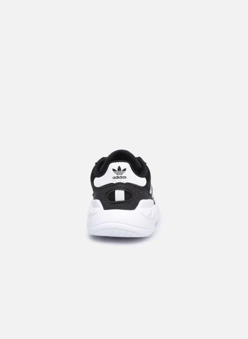 Sneakers adidas originals La Trainer Lite El I Nero immagine destra