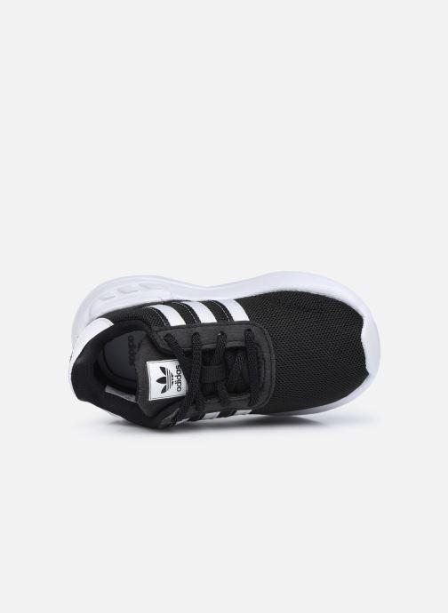 Sneakers adidas originals La Trainer Lite El I Nero immagine sinistra