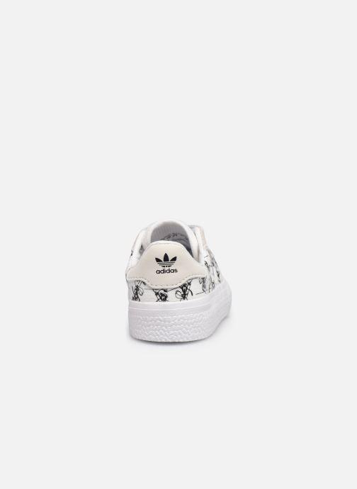 Sneaker adidas originals 3MC I X Disney Sport Goofy weiß ansicht von rechts
