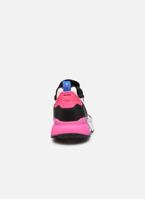Sneaker adidas originals Zx 2K Boost J weiß ansicht von rechts