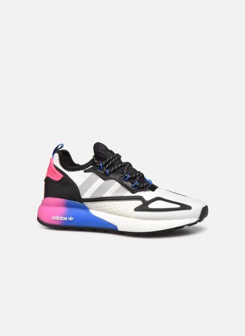 Sneaker adidas originals Zx 2K Boost J weiß ansicht von hinten