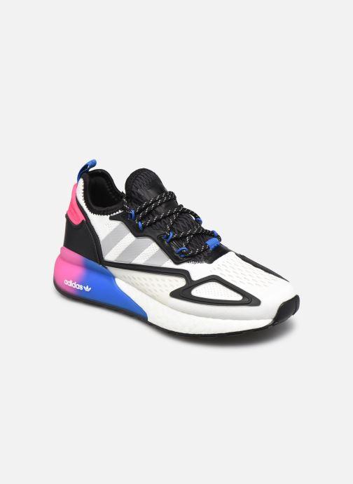 Sneaker adidas originals Zx 2K Boost J weiß detaillierte ansicht/modell