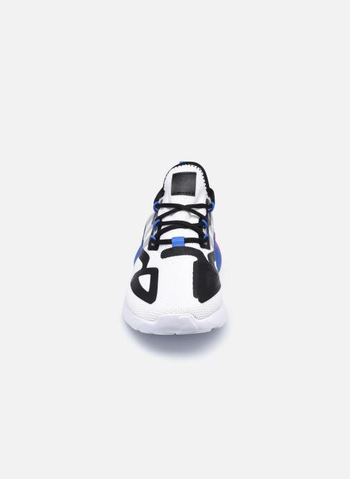Sneaker adidas originals Zx 2K C weiß schuhe getragen