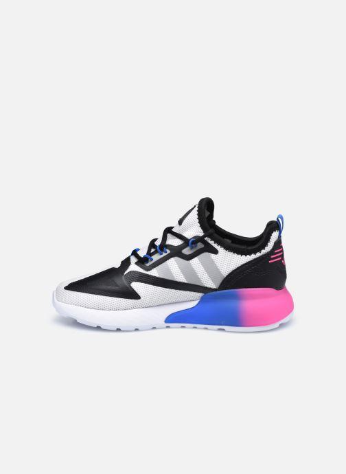Sneaker adidas originals Zx 2K C weiß ansicht von vorne