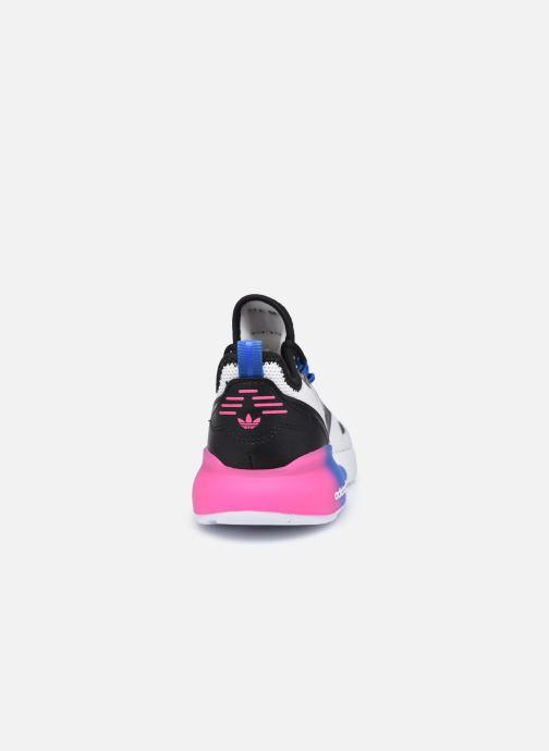 Sneaker adidas originals Zx 2K C weiß ansicht von rechts
