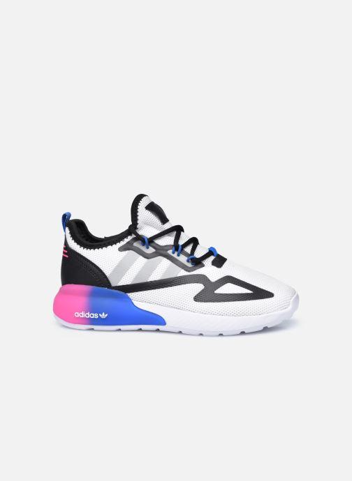 Sneaker adidas originals Zx 2K C weiß ansicht von hinten