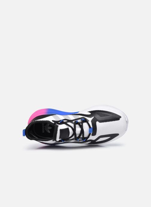 Sneaker adidas originals Zx 2K C weiß ansicht von links