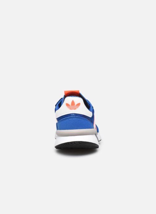 Sneakers adidas originals Retroset J Azzurro immagine destra