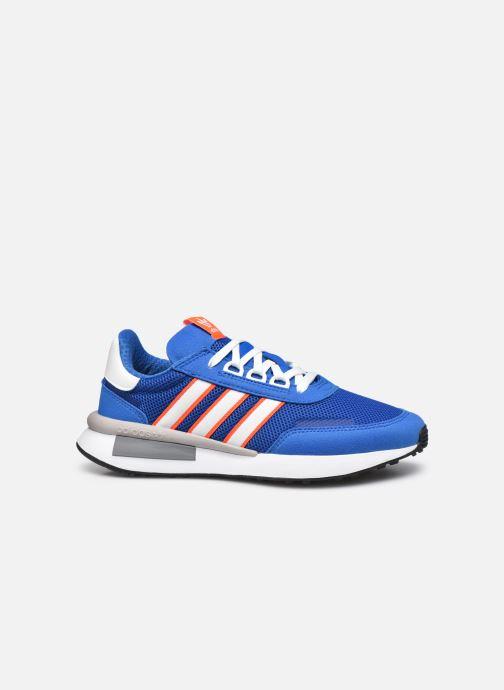 Sneakers adidas originals Retroset J Azzurro immagine posteriore