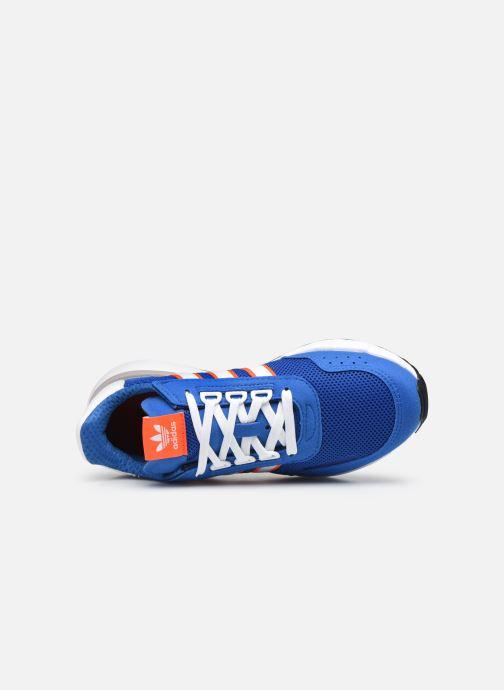 Sneakers adidas originals Retroset J Azzurro immagine sinistra