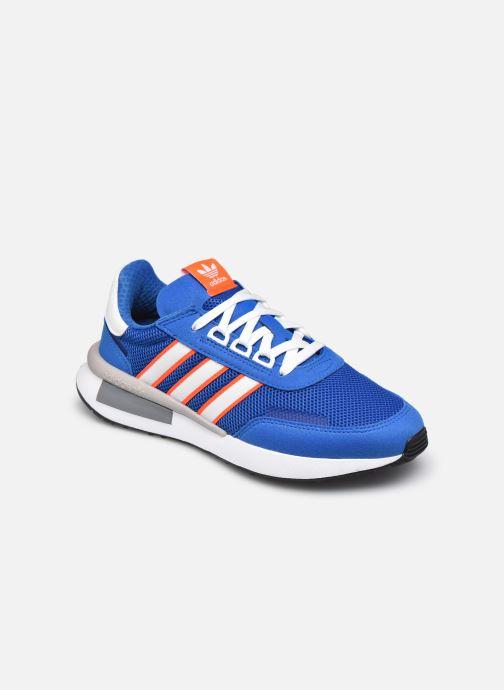 Sneakers adidas originals Retroset J Azzurro vedi dettaglio/paio