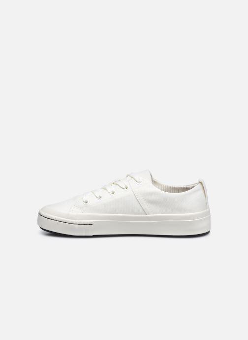 Sneaker Levi's Sherwood S Low weiß ansicht von vorne