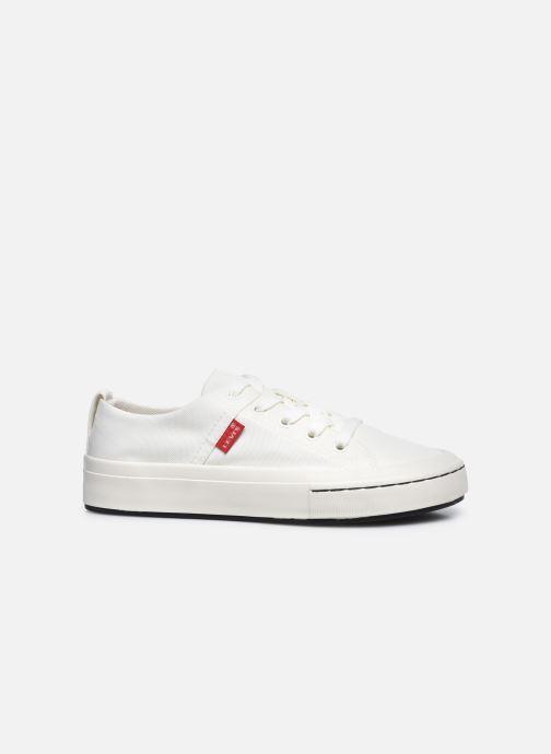 Sneaker Levi's Sherwood S Low weiß ansicht von hinten