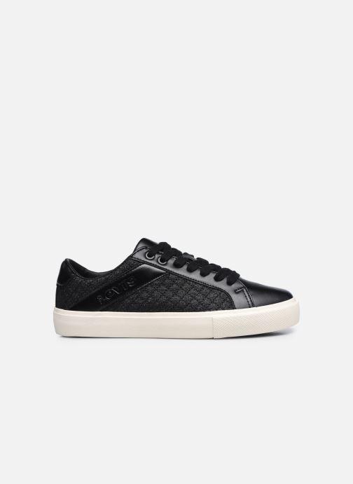 Sneaker Levi's Woodward Ls schwarz ansicht von hinten
