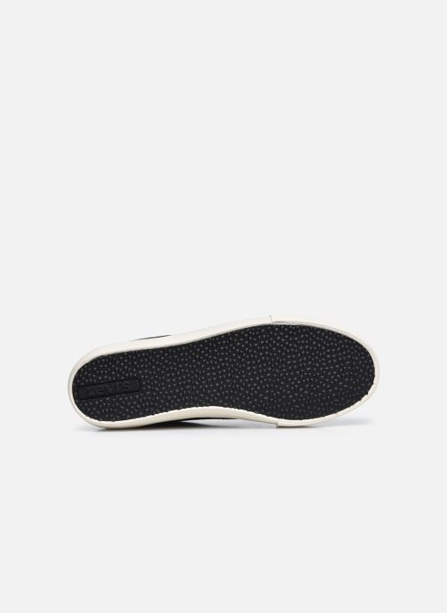 Sneaker Levi's Woodward Ls schwarz ansicht von oben