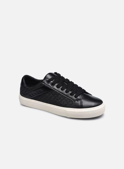 Sneaker Levi's Woodward Ls schwarz detaillierte ansicht/modell
