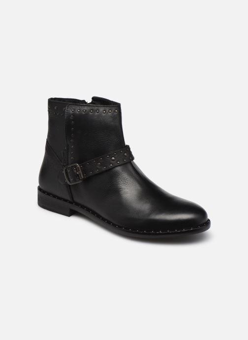 Bottines et boots Levi's TENEXY II Noir vue détail/paire