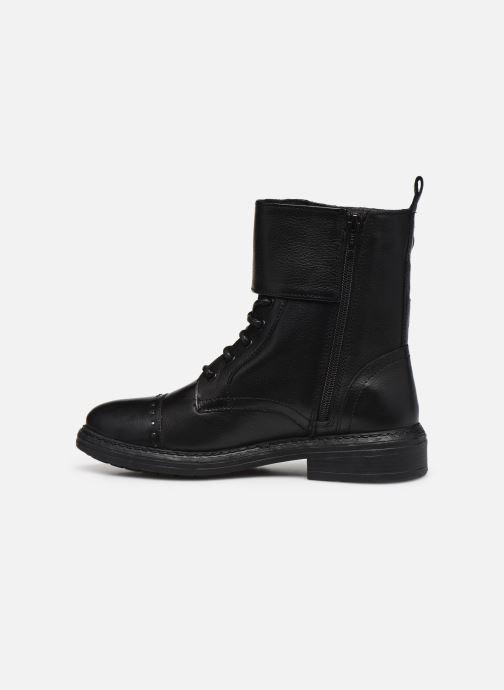 Bottines et boots Levi's SLY STUDS II Noir vue face