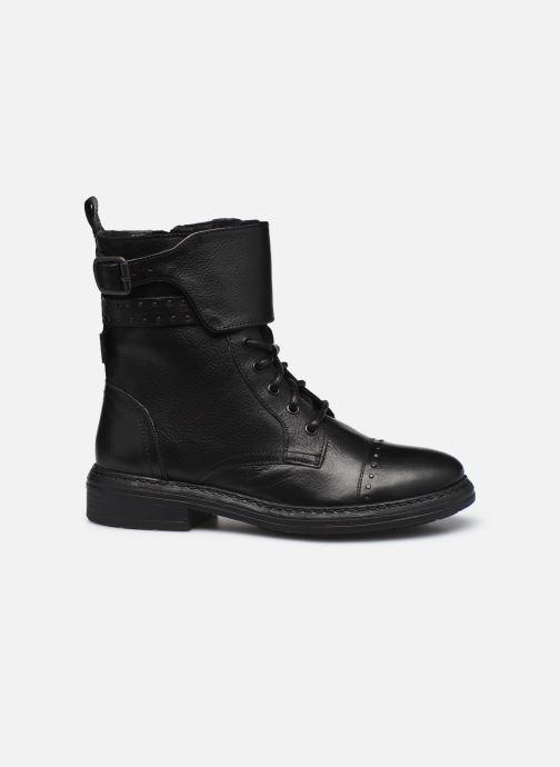 Bottines et boots Levi's SLY STUDS II Noir vue derrière