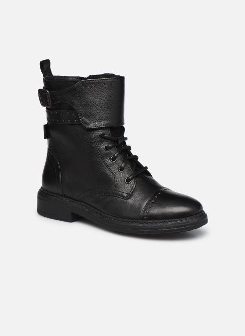 Bottines et boots Levi's SLY STUDS II Noir vue détail/paire