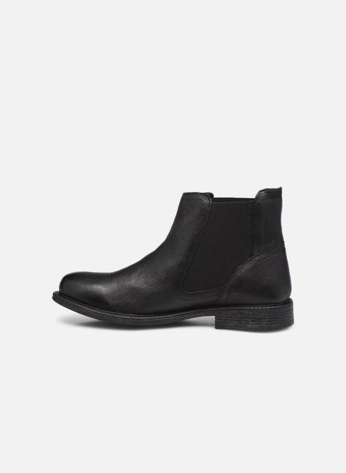 Bottines et boots Levi's MAINE W CHELSEA II Noir vue face