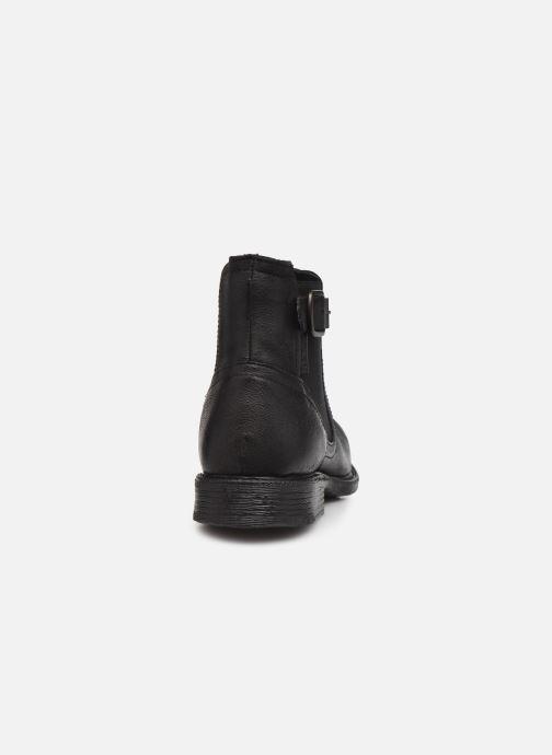Bottines et boots Levi's MAINE W CHELSEA II Noir vue droite