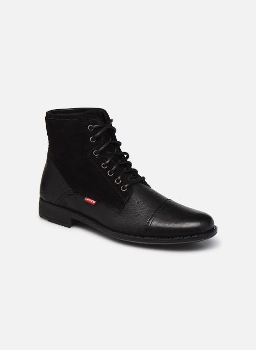 Boots en enkellaarsjes Levi's Fowler 2.0 Zwart detail