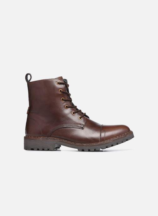Bottines et boots Levi's Tracker Marron vue derrière