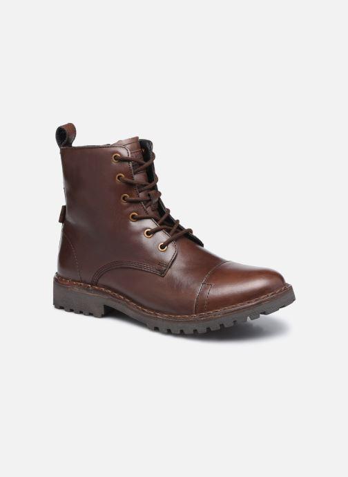 Bottines et boots Levi's Tracker Marron vue détail/paire