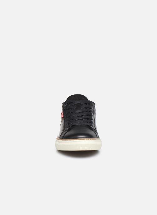 Sneakers Levi's Baker 2.0 Sort se skoene på