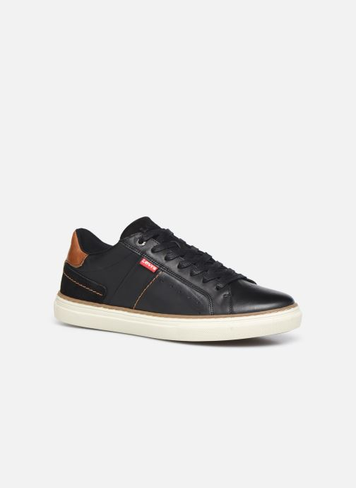 Sneakers Levi's Baker 2.0 Zwart detail