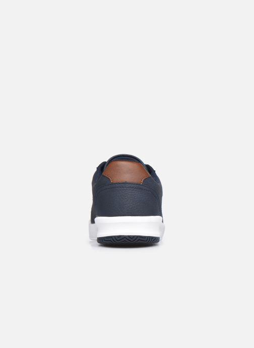 Baskets Levi's Cogswell Bleu vue droite