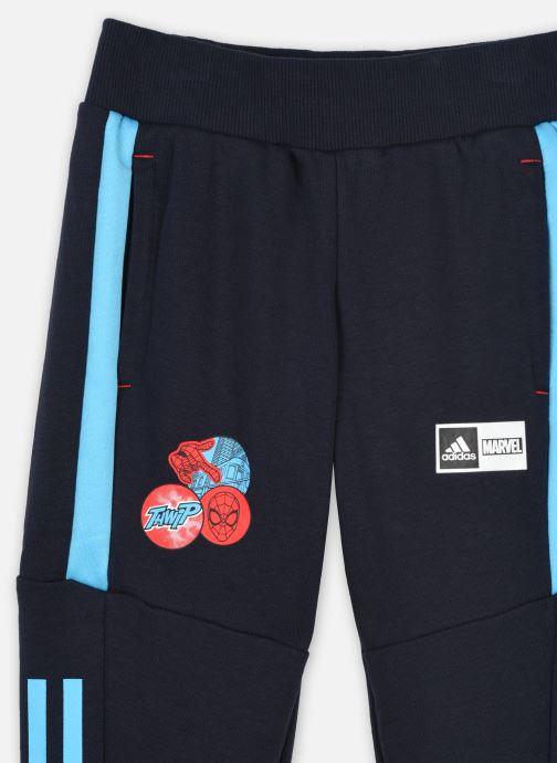 Vêtements adidas performance LB DY Sm Pant Bleu vue face