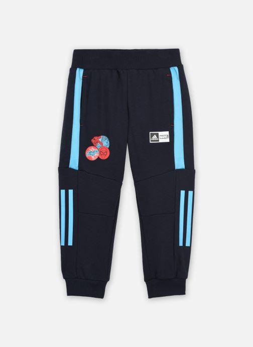 Vêtements adidas performance LB DY Sm Pant Bleu vue détail/paire