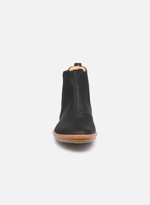 Bottines et boots El Naturalista Coral N5310 Noir vue portées chaussures
