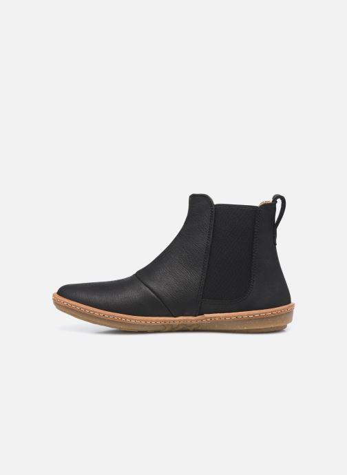 Bottines et boots El Naturalista Coral N5310 Noir vue face