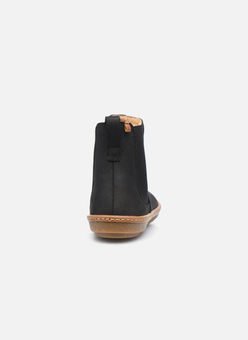 Bottines et boots El Naturalista Coral N5310 Noir vue droite