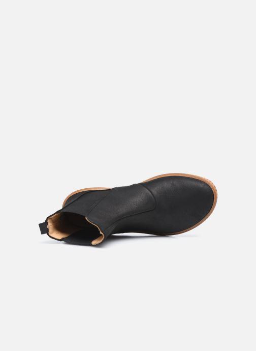 Bottines et boots El Naturalista Coral N5310 Noir vue gauche