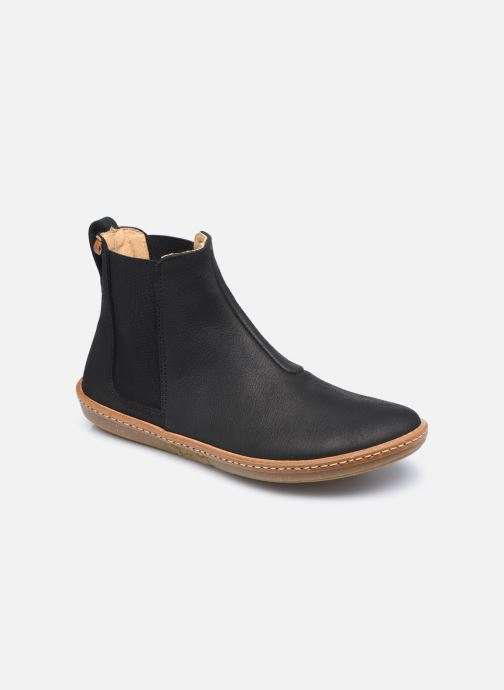 Bottines et boots El Naturalista Coral N5310 Noir vue détail/paire