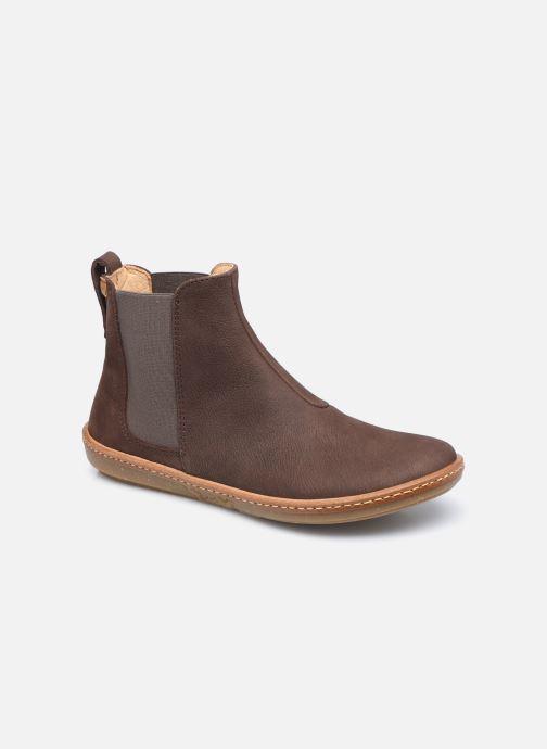 Bottines et boots El Naturalista Coral N5310 Marron vue détail/paire