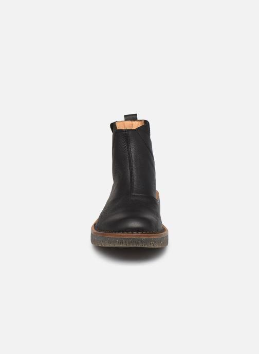 Bottines et boots El Naturalista Volcano N5570 Noir vue portées chaussures