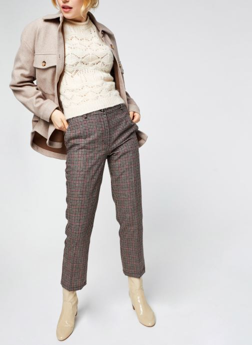 Vêtements Vero Moda Vmally Jacket Beige vue bas / vue portée sac