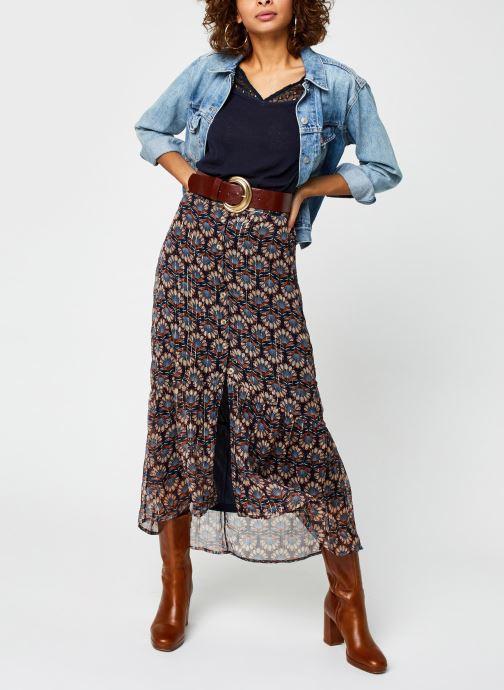 Vêtements Vero Moda Vmbianca Ankle Skirt Bleu vue bas / vue portée sac