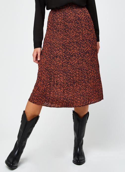 Vêtements Vero Moda Vmcassie Skirt Bleu vue détail/paire