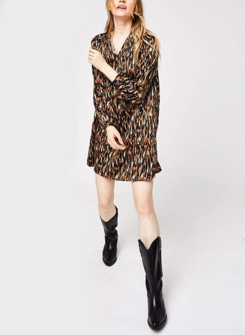 Vêtements Vero Moda Vmchloe Dress Multicolore vue bas / vue portée sac